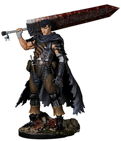 Image for Berserk - Guts - 1/6 - Lost Children Chapter, The Black Swordsman Ver. (Gecco, Mamegyorai)
