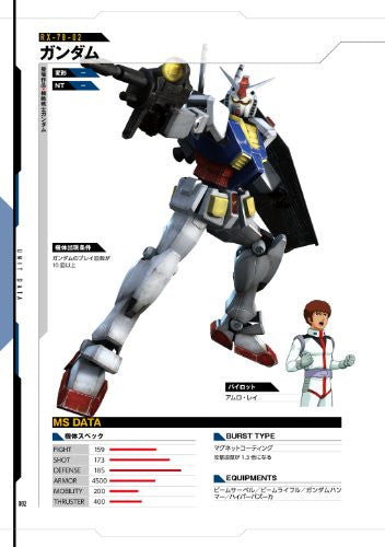 Image 2 for Shin Gundam Musou True Perfect Guide