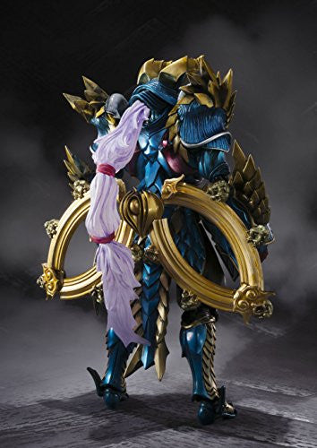Image 10 for Monster Hunter - Hunter - Jinouga - S.H.Figuarts - Tamashii Mix (Bandai)