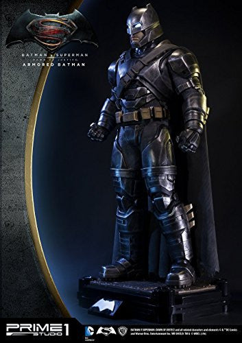 Image 12 for Batman v Superman: Dawn of Justice - Batman - High Definition Museum Masterline Series HDMMDC-06 - 1/2 - Armored (Prime 1 Studio)