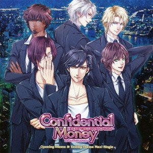 Image 1 for Confidential Money ~300 Nichi de 3000 Man Doru Kasegu Houhou~ Theme Song Maxi Single