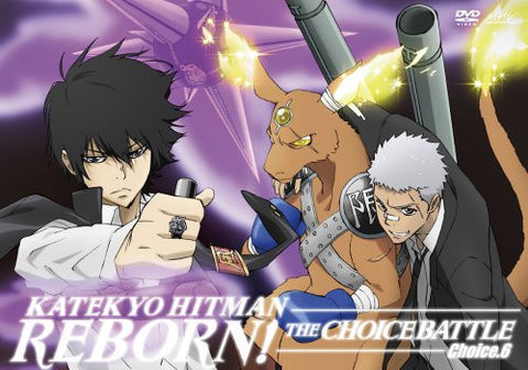 Image for Katekyo Hitman Reborn! Mirai Choice Hen - Choice.6