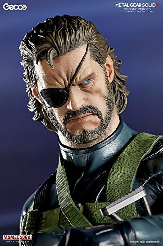 Image 4 for Metal Gear Solid V: Ground Zeroes - Naked Snake - 1/6 (Gecco, Mamegyorai)