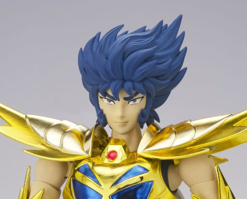 Image 9 for Saint Seiya - Cancer Death Mask - Myth Cloth EX (Bandai)