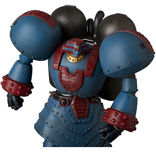 Image 6 for Giant Robo: Chikyuu ga Seishi Suru Hi - Giant Robo - Vinyl Collectible Dolls (Medicom Toy)