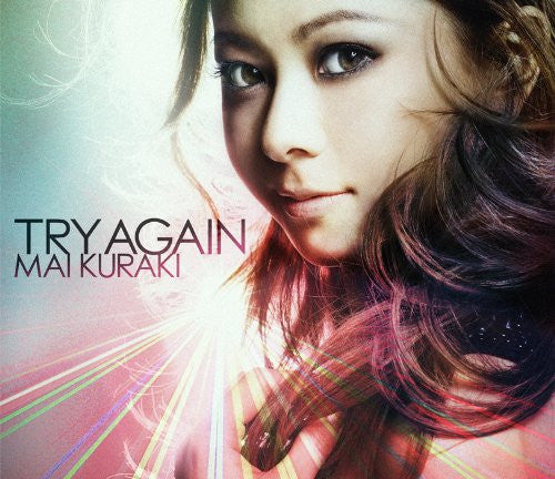 Image 1 for TRY AGAIN / Mai Kuraki [Type A] [Limited Edition]