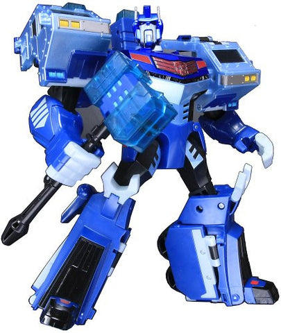 Image for Transformers Animated - Ultra Magnus - Ultra Magnus Light & Sound (Takara Tomy)