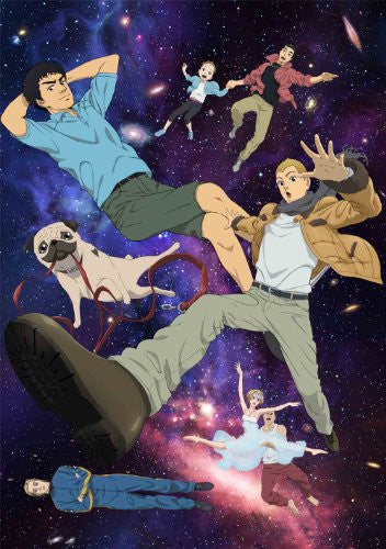 Image 1 for Space Brothers Blu-ray Disc Box 2nd Year 7