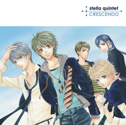 Image 1 for CRESCENDO / stella quintet