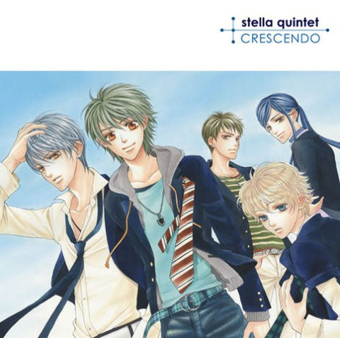 Image for CRESCENDO / stella quintet