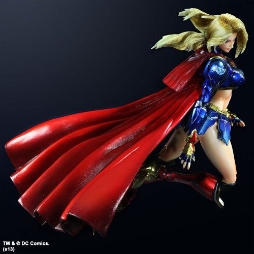 Image 4 for DC Universe - Supergirl - Play Arts Kai - Variant Play Arts Kai - Variant (Square Enix)