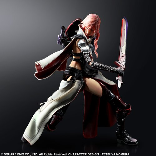 Image 3 for Lightning Returns: Final Fantasy XIII - Lightning - Play Arts Kai (Square Enix)