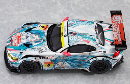 Image 4 for GOOD SMILE Racing - Vocaloid - Hatsune Miku - Itasha - BMW 2012 - 1/32 - Racing 2012 Season Opening ver. (Good Smile Company)