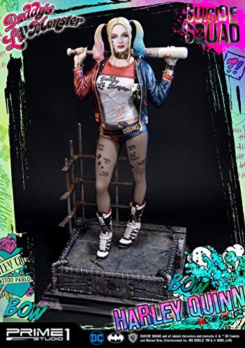 Image 1 for Suicide Squad - Harley Quinn - Museum Masterline Series MMSS-01 - 1/3 (Prime 1 Studio)