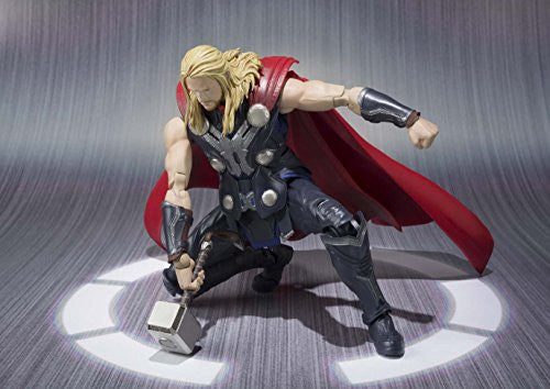 Image 3 for Avengers: Age of Ultron - Thor - S.H.Figuarts (Bandai)