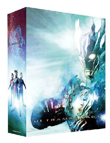 Image 2 for Ultraman Saga Blu-ray Memorial Box [Limited Edition]