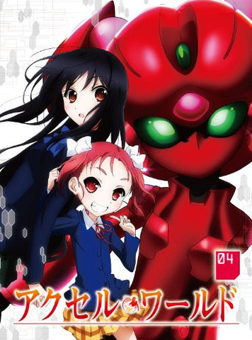 Image for Accel World Vol.4