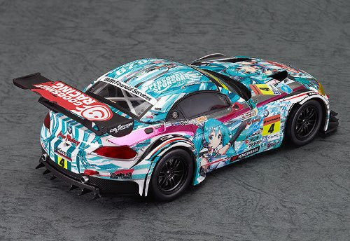 Image 3 for GOOD SMILE Racing - Vocaloid - Hatsune Miku - Itasha - 2013 Hatsune Miku GOOD SMILE Racing BMW Z4 GT3 - 1/32 - BMW Z4 GT3 - 2013 Final Race Version (Good Smile Company)