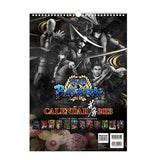 Thumbnail 1 for Sengoku Basara - Wall Calendar - 2013 (I's Entertainment)