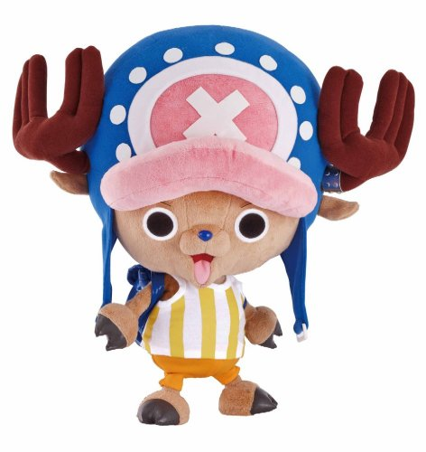 Image 1 for One Piece - Tony Tony Chopper - Stuffed Collection - Second Edition (MegaHouse)