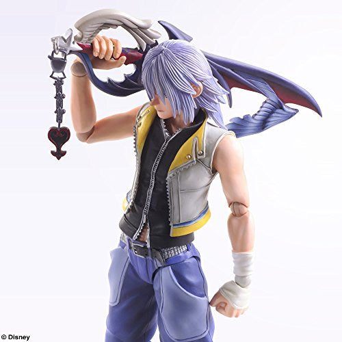 Image 6 for Kingdom Hearts II - Riku - Kingdom Hearts II Play Arts Kai - Play Arts Kai (Square Enix)
