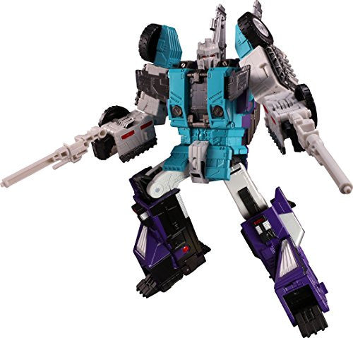 Image 1 for Transformers - Transformers: The Headmasters - Sixshot - Transformers Legends LG-50 (Takara Tomy)