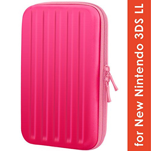Image 2 for Trunk Case for New 3DS LL (Pink)