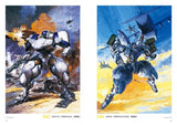 Thumbnail 3 for Kogado Visual Works 1985‐2008 Illustration Art Book