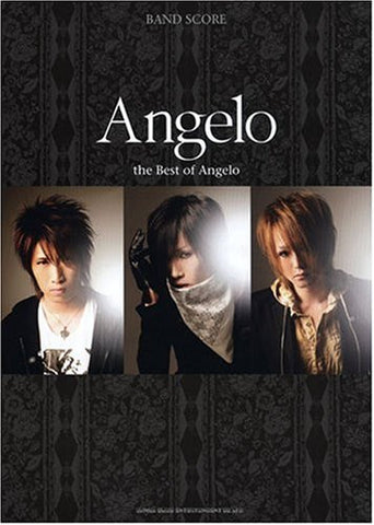 Angelo The Best Of Band Music Score