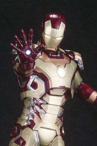 Image 3 for Iron Man 3 - Iron Man Mark XLII - ARTFX Statue - 1/6 (Kotobukiya)