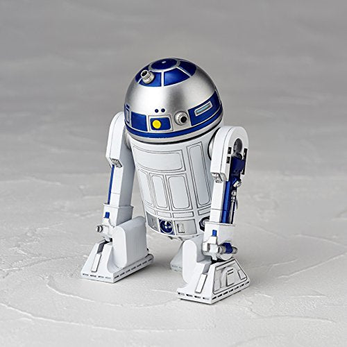 Image 5 for Star Wars - R2-D2 - Revoltech - Star Wars: Revo No.004 (Kaiyodo)