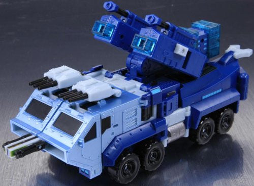 Image 4 for Transformers Animated - Ultra Magnus - Ultra Magnus Light & Sound (Takara Tomy)