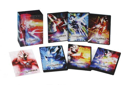 Image 4 for Ultraman Mebius Tv & Ov Complete Dvd Box