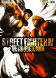 Thumbnail 2 for Street Fighter Iv Complete Guide Book / Ps3, Xbox360