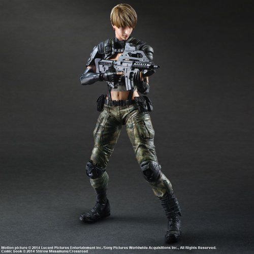 Image 5 for Appleseed Alpha - Deunan Knute - Play Arts Kai (Square Enix)