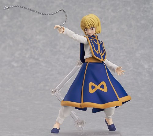 Image 4 for Hunter x Hunter - Kurapika - Figma #194 (Max Factory)