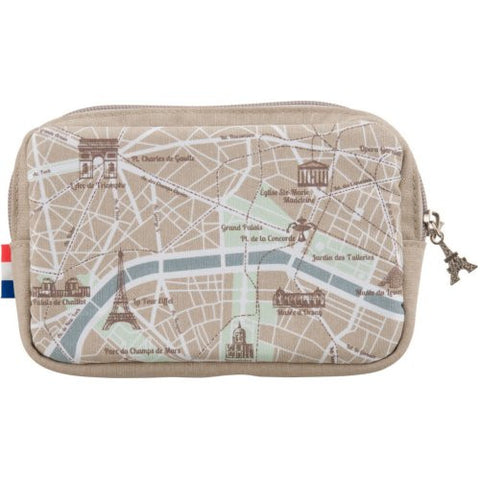 Image for Design Pouch for 3DS LL (Map)