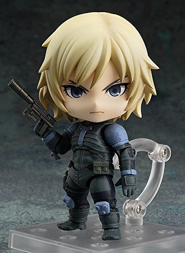 Image 6 for Metal Gear Solid 2: Sons of Liberty - Raiden - Nendoroid #538 (Good Smile Company)