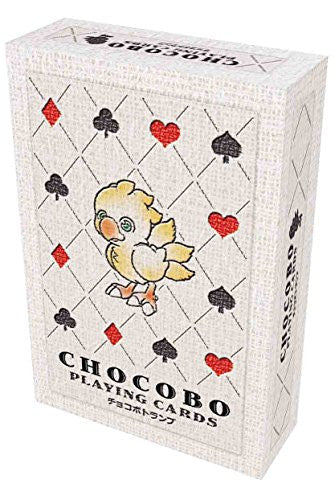 Image 7 for Final Fantasy - Chocobo Playing Cards
