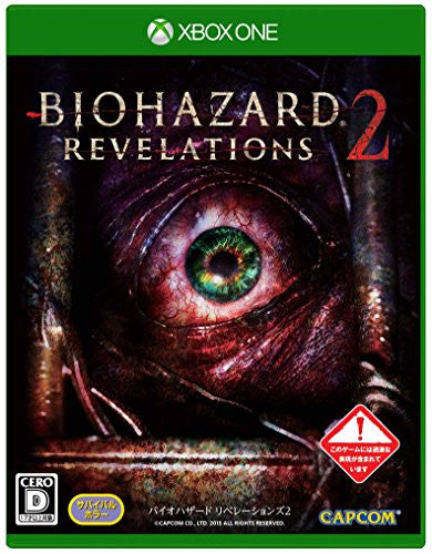 BioHazard: Revelations 2