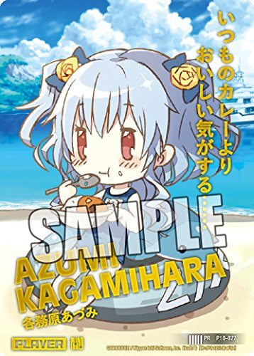 Image 6 for Z/X -Zillions of enemy X- - Kagamihara Azumi - Chocolto - Swimsuit ver. (Broccoli)