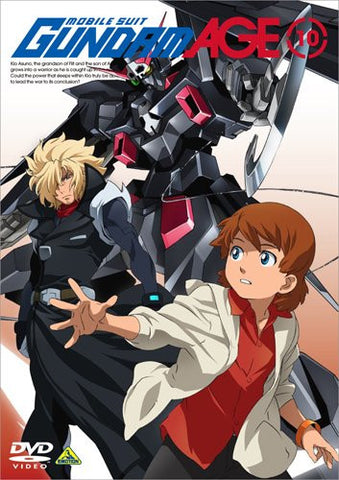 Image for Mobile Suit Gundam Age Vol.10