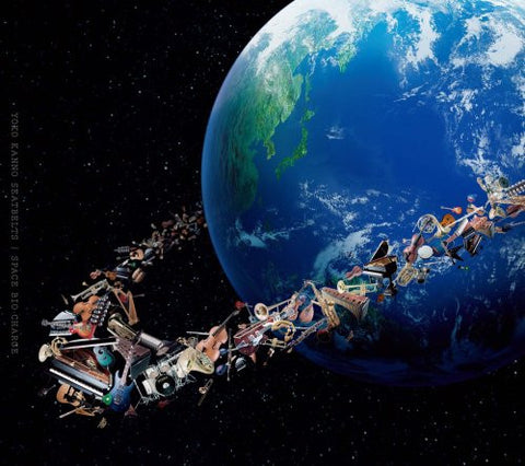 Image for YOKO KANNO SEATBELTS Earth Tour Commemorative Collection Album Space Bio Charge