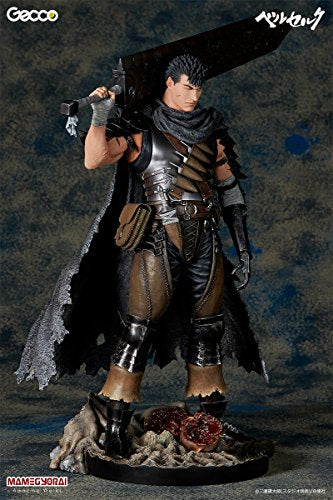 Image 7 for Berserk - Guts - 1/6 - Lost Children Chapter, The Black Swordsman Ver. (Gecco, Mamegyorai)
