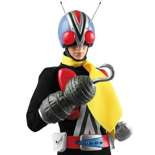 Image 7 for Kamen Rider V3 - Riderman - Real Action Heroes No.462 - 1/6 - Renewal Edition (Medicom Toy)