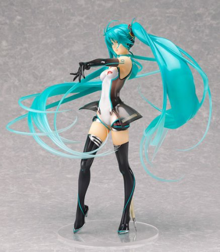 Image 4 for GOOD SMILE Racing - Vocaloid - Hatsune Miku - 1/8 - Racing 2011 (Good Smile Company)