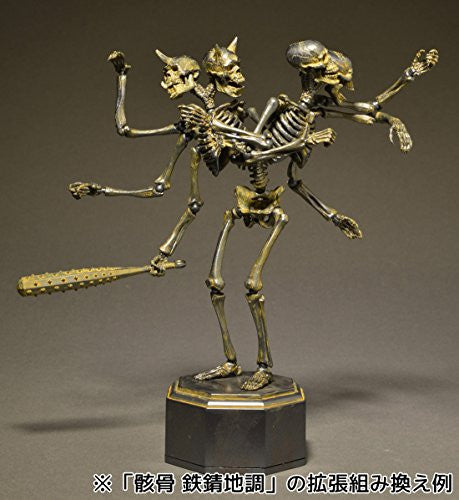 Image 10 for Skeleton - KT Project KT-005 - Revoltech - Revoltech Takeya - Iron Rust (Kaiyodo)