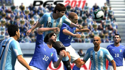 Image 3 for PlayStation3 Slim Console - World Soccer Winning Eleven 2011 Value Pack (HDD 160GB Model) - 110V