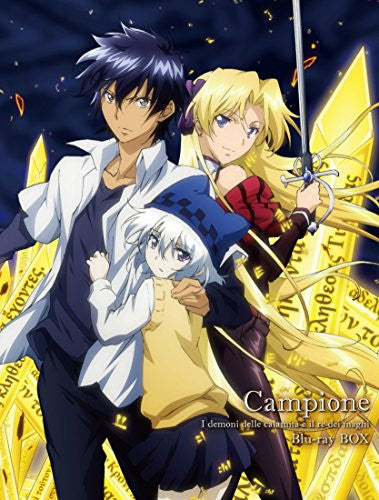 Image 2 for Campione - Matsurowanu Kamigami To Kamigoroshi No Mao - Blu-ray Box [Limited Edition]
