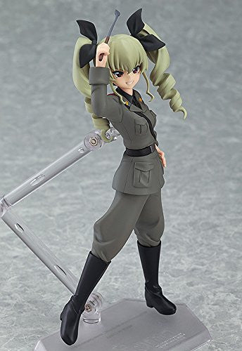 Image 4 for Girls und Panzer - Anchovy - figFIX #005 (Max Factory)